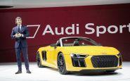 Winkelmann chce posunúť Audi Sport na novú úroveň