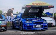 Zbožňujete japonské autá? Japfest Legnica musíte vidie