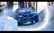 Zmestí sa Subaru STi do bobovej dráhy? Veru nie všade...
